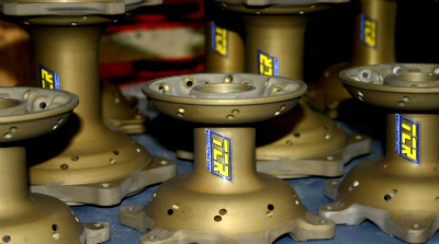 Exotic Mag Coated Hubs